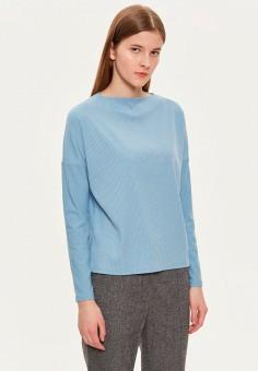 Джемпер, Base Forms, цвет: голубой. Артикул: MP002XW1B3E3. Одежда / Толстовки и свитшоты