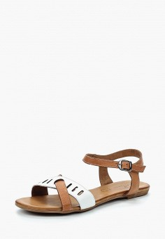 Сандалии, Pierre Cardin, цвет: коричневый. Артикул: MP002XW1C8DM. Обувь