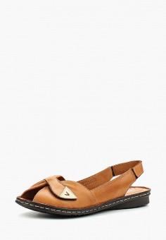 Сандалии, Alessio Nesca, цвет: коричневый. Артикул: MP002XW1C8DW. Обувь