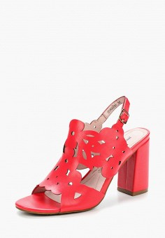 Босоножки, Pierre Cardin, цвет: красный. Артикул: MP002XW1C8EI. Обувь