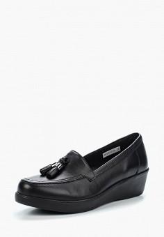 Туфли, Alessio Nesca, цвет: черный. Артикул: MP002XW1C8EL. Обувь / Туфли / Закрытые туфли