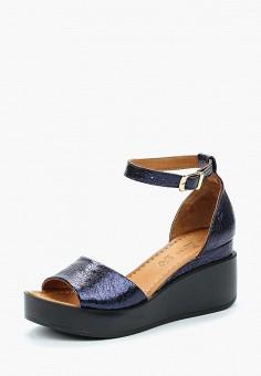 Босоножки, Pierre Cardin, цвет: синий. Артикул: MP002XW1C8ET. Обувь