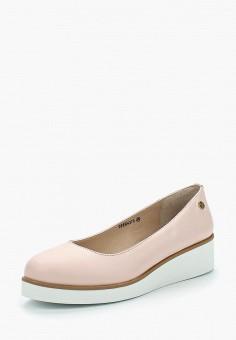 Туфли, Pierre Cardin, цвет: розовый. Артикул: MP002XW1C8FC. Обувь