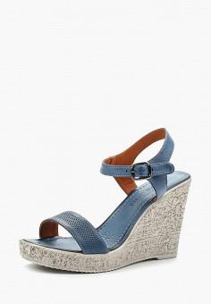 Босоножки, Pierre Cardin, цвет: голубой. Артикул: MP002XW1C8FL. Обувь