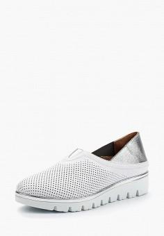 Туфли, Pierre Cardin, цвет: белый. Артикул: MP002XW1C8G6. Обувь / Туфли / Закрытые туфли