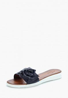 Сабо, Pierre Cardin, цвет: синий. Артикул: MP002XW1C8HP. Обувь