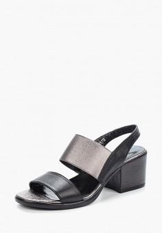 Босоножки, Pierre Cardin, цвет: серый. Артикул: MP002XW1C8J1. Обувь