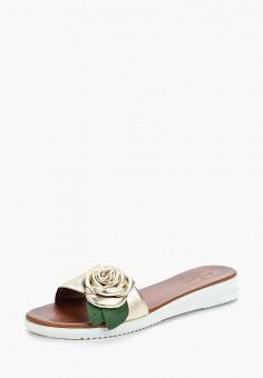 Сабо, Pierre Cardin, цвет: золотой. Артикул: MP002XW1C8JL. Обувь