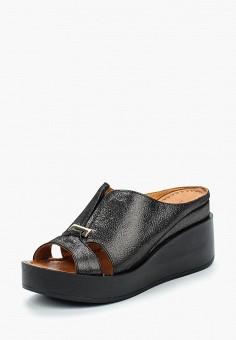 Сабо, Pierre Cardin, цвет: черный. Артикул: MP002XW1C8LK. Обувь