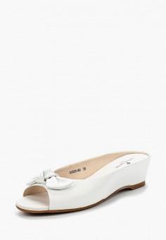 Сабо, Pierre Cardin, цвет: белый. Артикул: MP002XW1C8LX. Обувь