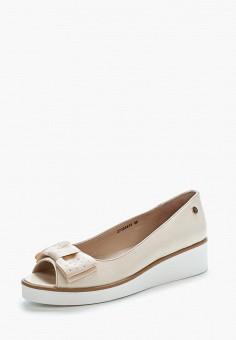 Туфли, Pierre Cardin, цвет: бежевый. Артикул: MP002XW1C8MU. Обувь