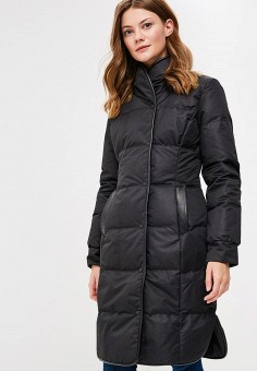 Пуховик, Bos Bison, цвет: черный. Артикул: MP002XW1CRRN. Одежда / Верхняя одежда / Зимние куртки