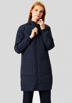 Куртка утепленная, Finn Flare, цвет: синий. Артикул: MP002XW1CSMU. Одежда / Верхняя одежда / Демисезонные куртки