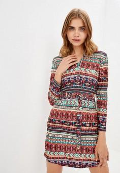 Платье, Tantino, цвет: мультиколор. Артикул: MP002XW1CTV9. Одежда