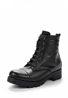 Ботинки, HAMMERJACK, цвет: черный. Артикул: MP002XW1F5OA. Обувь / Сапоги