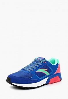 Кроссовки, Anta, цвет: синий. Артикул: MP002XW1F6H8. Обувь / Кроссовки и кеды / Кроссовки