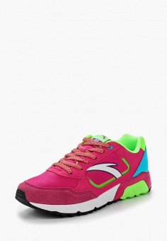 Кроссовки, Anta, цвет: розовый. Артикул: MP002XW1F6H9. Обувь / Кроссовки и кеды / Кроссовки