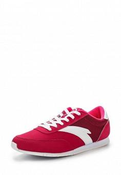 Кроссовки, Anta, цвет: розовый. Артикул: MP002XW1F6HS. Обувь / Кроссовки и кеды