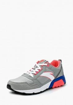 Кроссовки, Anta, цвет: серый. Артикул: MP002XW1F6HU. Обувь / Кроссовки и кеды / Кроссовки