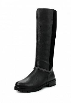 Сапоги, Tervolina, цвет: черный. Артикул: MP002XW1F9G0. Обувь / Сапоги