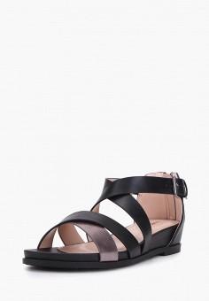 Сандалии, T.Taccardi, цвет: черный. Артикул: MP002XW1G40N. Обувь / Сандалии