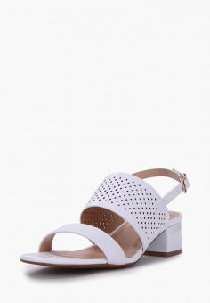 Босоножки, T.Taccardi, цвет: белый. Артикул: MP002XW1G41O. Обувь / Босоножки