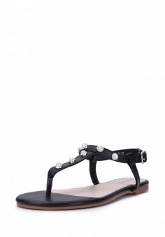 Сандалии, T.Taccardi, цвет: черный. Артикул: MP002XW1G41P. Обувь