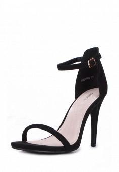 Босоножки, T.Taccardi, цвет: черный. Артикул: MP002XW1G42E. Обувь