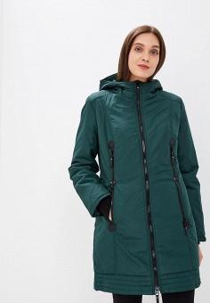 Парка, DizzyWay, цвет: зеленый. Артикул: MP002XW1GLRZ. Одежда / Верхняя одежда / Парки