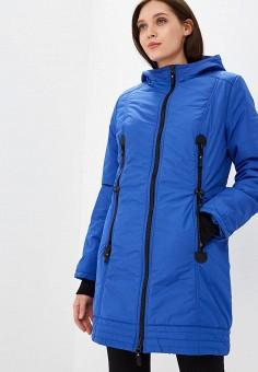 Парка, DizzyWay, цвет: синий. Артикул: MP002XW1GLS1. Одежда / Верхняя одежда / Парки