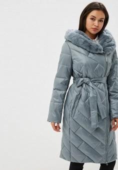 Куртка утепленная, Winterra, цвет: голубой. Артикул: MP002XW1GN83. Одежда / Верхняя одежда / Зимние куртки