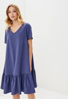 Платье, Alina Assi, цвет: синий. Артикул: MP002XW1GQ2Q. Одежда / Платья и сарафаны