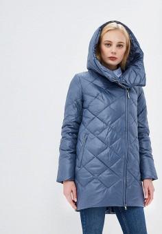 Куртка утепленная Winterra, цвет синий, размер