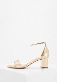Босоножки, Nando Muzi, цвет: золотой. Артикул: NA008AWZVX55. Premium / Обувь / Босоножки