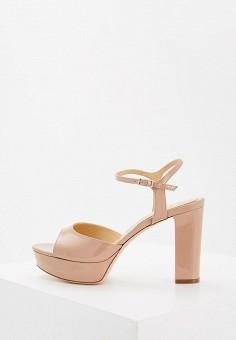 Босоножки, Nando Muzi, цвет: бежевый. Артикул: NA008AWZVX59. Premium / Обувь / Босоножки