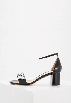 Босоножки, Nando Muzi, цвет: черный. Артикул: NA008AWZVX62. Premium / Обувь / Босоножки