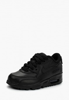 Кроссовки Boys' Nike Air Max 90 Leather (PS) Pre-School Shoe