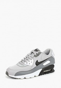 Кроссовки Boys' Nike Air Max 90 Mesh (GS) Shoe