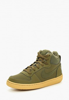 Кеды NIKE COURT BOROUGH MID WNTR GS