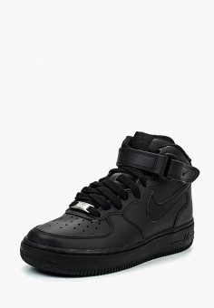 Кроссовки Boys' Nike Air Force 1 Mid (GS) Basketball Shoe