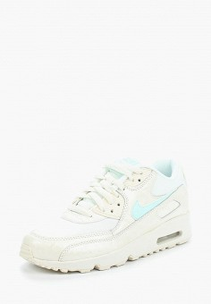 Кроссовки Girls' Nike Air Max 90 Mesh (GS) Shoe