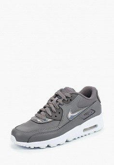 Кроссовки Girls' Nike Air Max 90 Leather (GS) Shoe