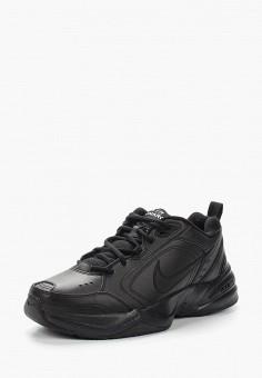 Кроссовки, Nike, цвет: черный. Артикул: NI464AMAAOB4. Обувь