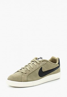 Кеды NIKE COURT ROYALE SUEDE