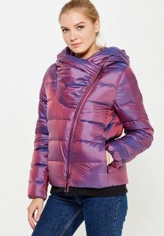 Пуховик, Nike, цвет: фиолетовый. Артикул: NI464EWUGT77. Одежда / Верхняя одежда / Пуховики и зимние куртки