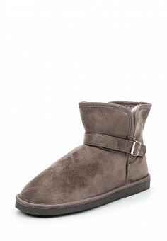 Полусапоги, Norway Originals, цвет: серый. Артикул: NO019AWYBJ30. Обувь / Сапоги
