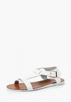 Сандалии, Noos Icon, цвет: белый. Артикул: NO029AWBTGI8. Обувь / Сандалии