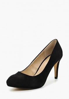 Туфли, Obsel, цвет: черный. Артикул: OB005AWAMZU0. Обувь / Туфли / Закрытые туфли