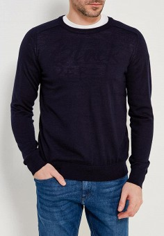 Джемпер, Only & Sons, цвет: синий. Артикул: ON013EMZAM59. Одежда / Джемперы, свитеры и кардиганы