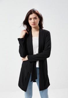 Пальто, Only, цвет: черный. Артикул: ON380EWAFTX3. Одежда / Верхняя одежда